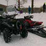 Transport till Videlund!